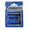 Batterie Panasonic Plus (2) R20 Mono -  Blister