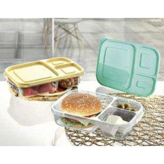lunchboxen mit fächern